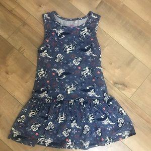 4/$25 Disney Princess Dress NEW Girls Sz 6-6X